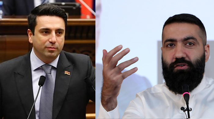 Vice-President of the National Assembly of RA Assaulted the Leader of the Adekvad Movement